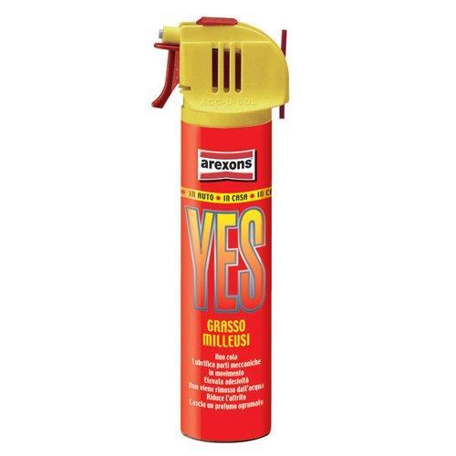 Grasso spray Arexons Yes Milleusi 75 ml 4166
