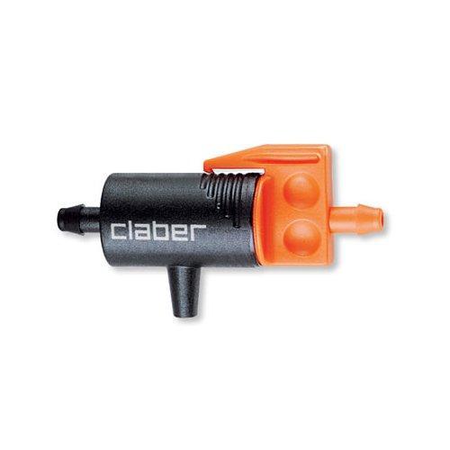 Gocciolatori Claber 0-6 lt ora Rainjet 91217