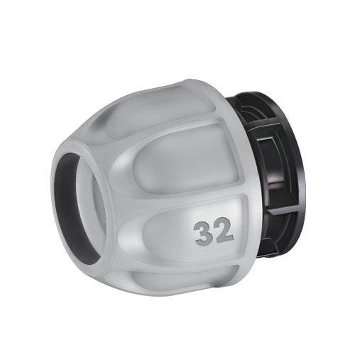 """Tappo tubo irrigazione Claber Rainjet per tubi 1"""" 90277"""