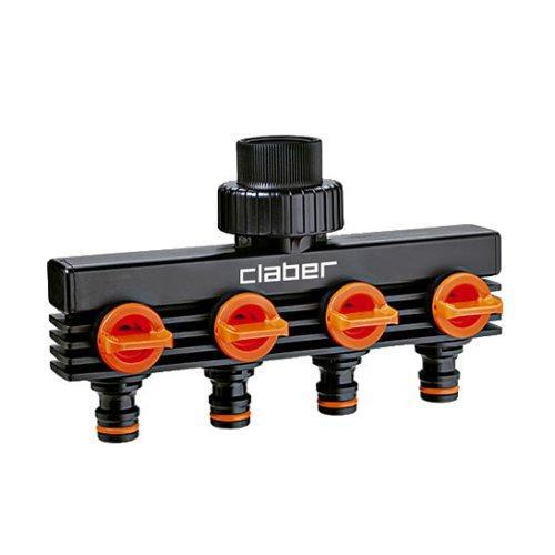 Presa rubinetto irrigazione Claber Gardenlife 8581