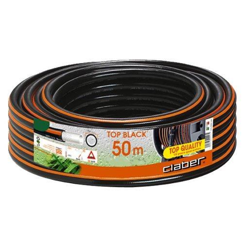 """Tubo irrigazione Claber Top Black 50 mt 5/8"""" 9043"""