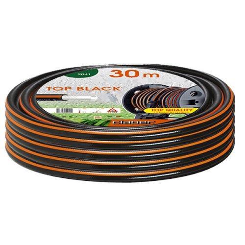 """Tubo irrigazione Claber Top Black 30 mt 5/8"""" 9041"""