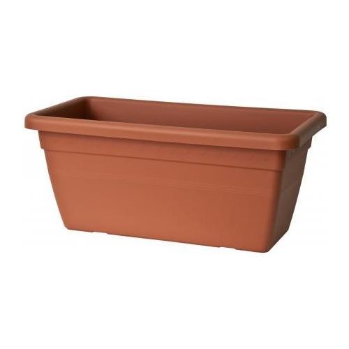 Cassetta piante Euro 3 Plast Akea1684 polipropilene terracotta 100 x 46 x 40  cm