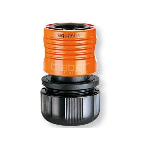 """Raccordo automatico irrigazione Claber Gardenlife per tubi 3/4"""" 8605"""